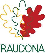Raudono maršruto logo